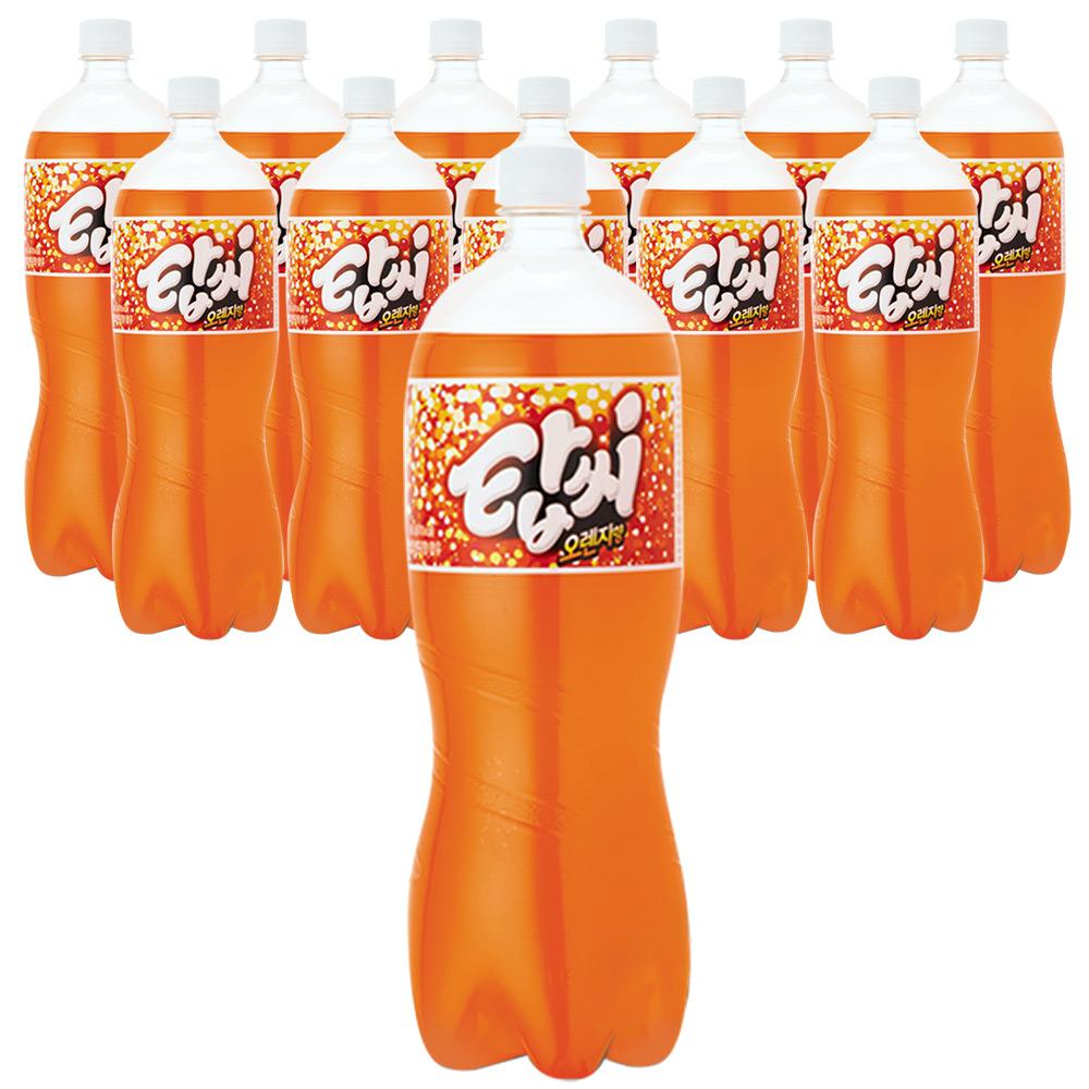 탑씨 오렌지향, 1.5L, 12개