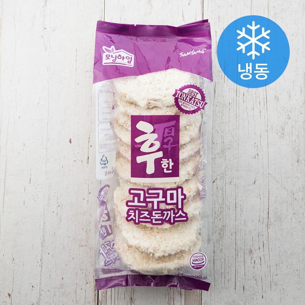모닝하임 후한 고구마치즈돈까스 (냉동), 150g, 10개입