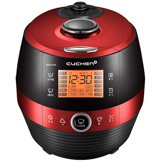 쿠첸 LCD 음성안내 에너지효율 1등급 명품 전기밥솥 CJS-FA0610V, 5~6인용