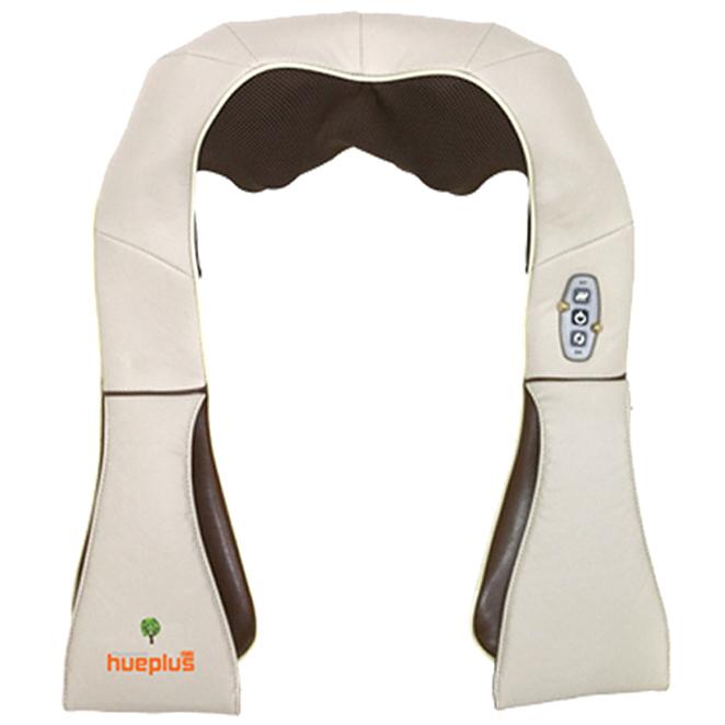 휴플러스 무선 목 어깨 안마기, CORDZERO-750