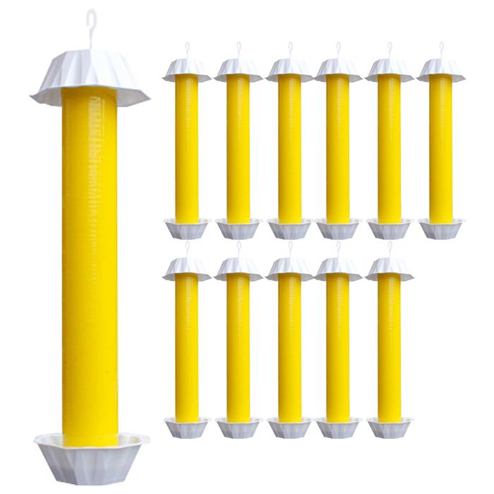 페스트7 플라이스틱 끈끈이 트랩, 12개