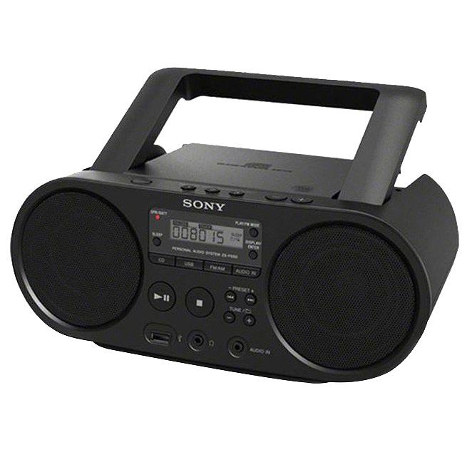 소니 미니오디오 ZS-PS50 CD플레이어 라디오 USB AUX, 상세페이지 참조