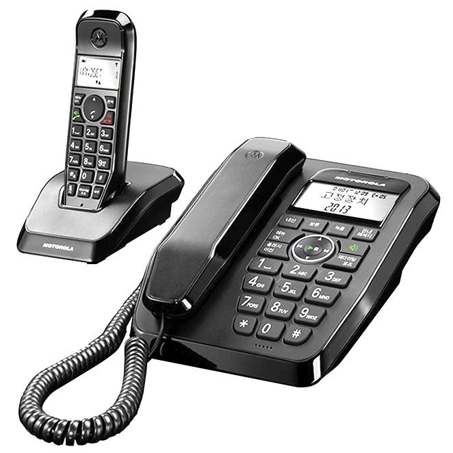 모토로라 디지털 유무선 전화기 SC-250A