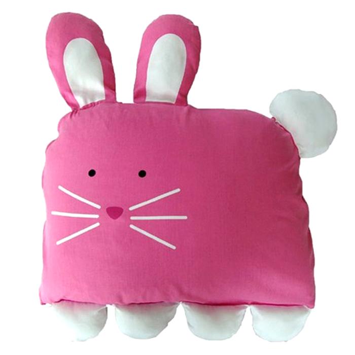 밀로앤개비 동물베개 (솜포함) 로라(토끼)
