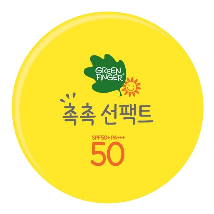그린핑거 촉촉 유아 선팩트 SPF50+ PA+++, 16g, 1개