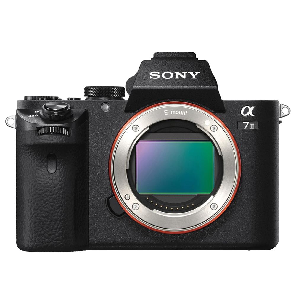 소니 풀프레임 미러리스 알파 카메라 A7 II, ILCE-7M2