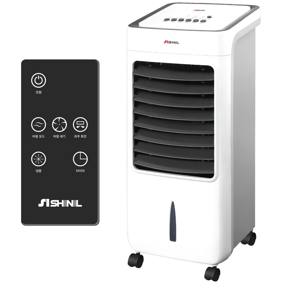 신일 이동식 리모컨형 전기냉풍기, SIF-D40RWS