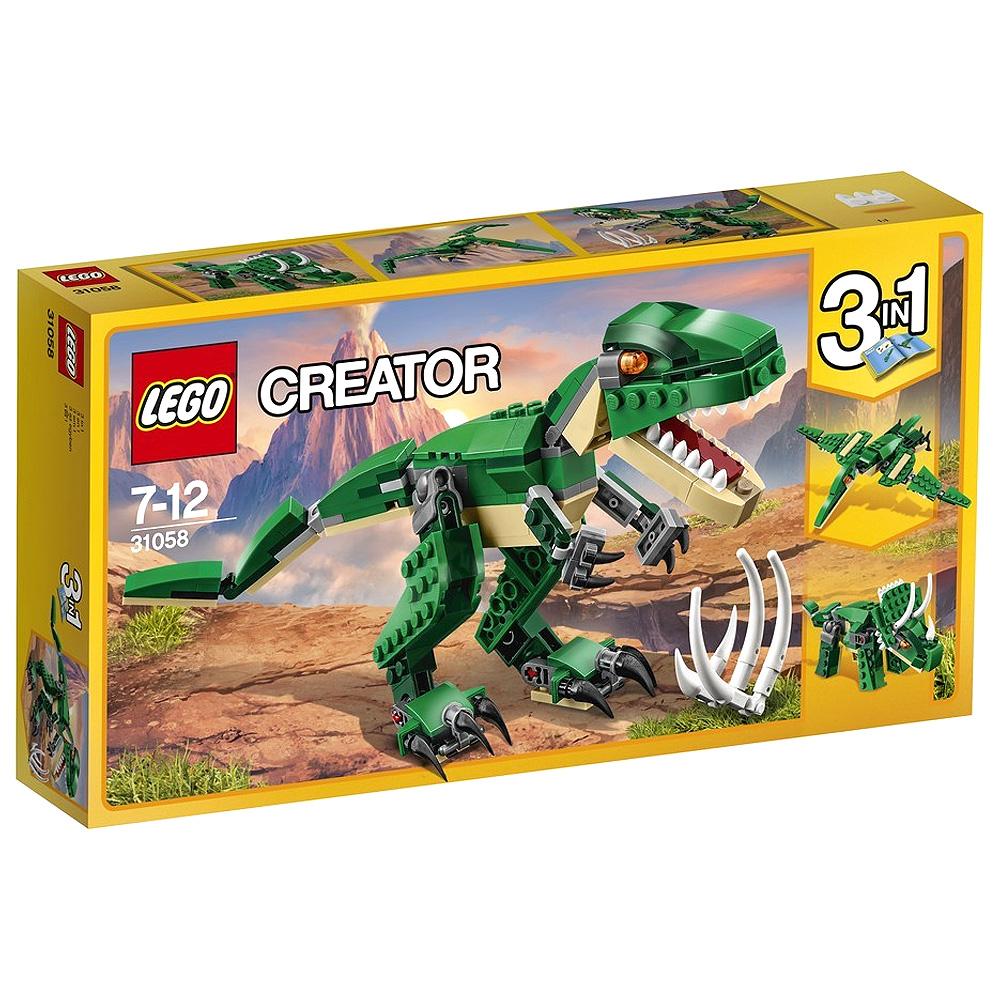 레고 31058 힘센 공룡, 본품선택
