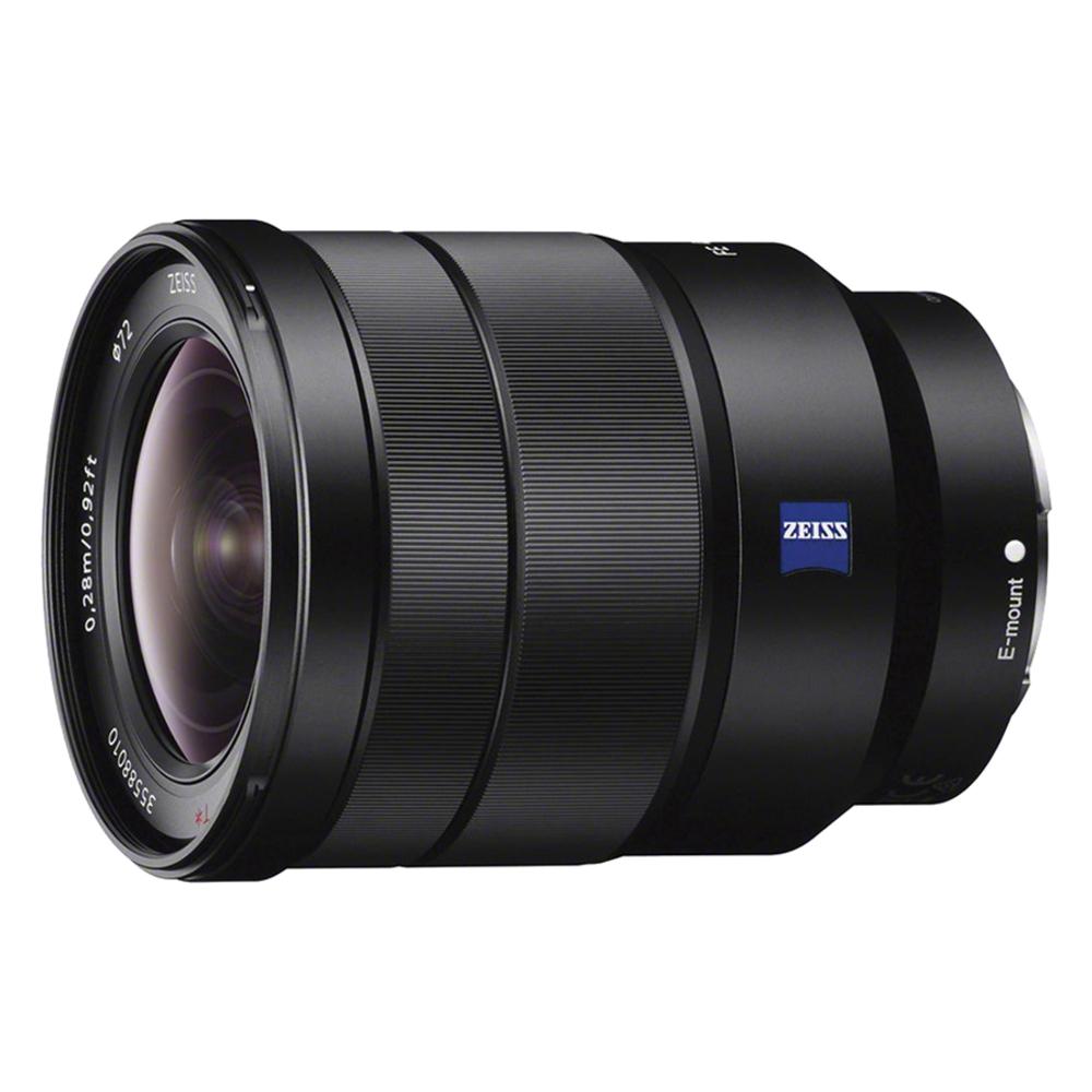 소니 줌렌즈 Vario-Tessar T* FE 16-35mm F4 ZA OSS SEL1635Z