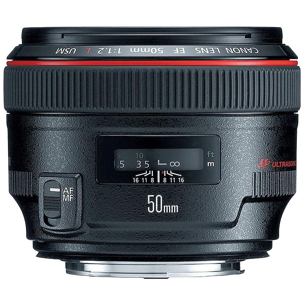 캐논 단렌즈 EF 50mm F1.2L USM