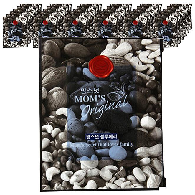맘스넛 블루베리 믹스넛, 20g, 100개입