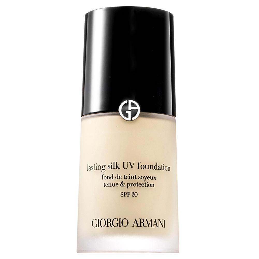 조르지오아르마니 래스팅 실크 UV 리퀴드 파운데이션 30 ml, 2호, 1개
