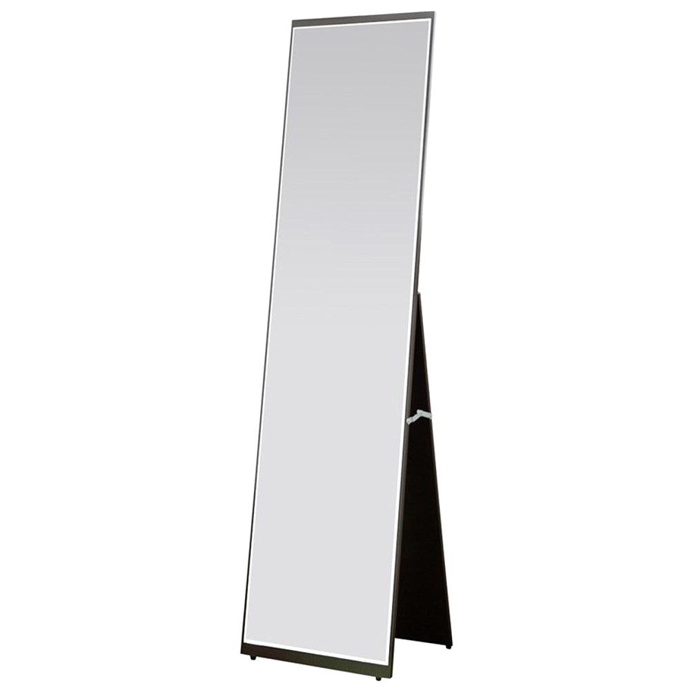 투에스 에칭 400 전신거치 거울, 월넛