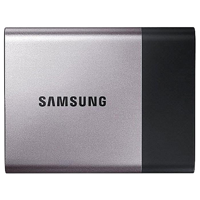 삼성전자 포터블 SSD T3 외장하드 MU-PT500B/KR, 500GB, MU-PT500B