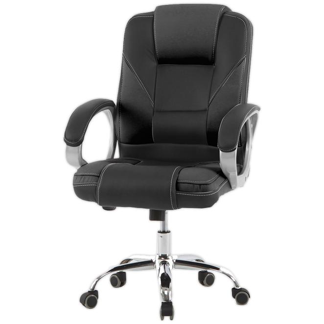 21세기트랜드 제라체어 사무용 의자, 블랙