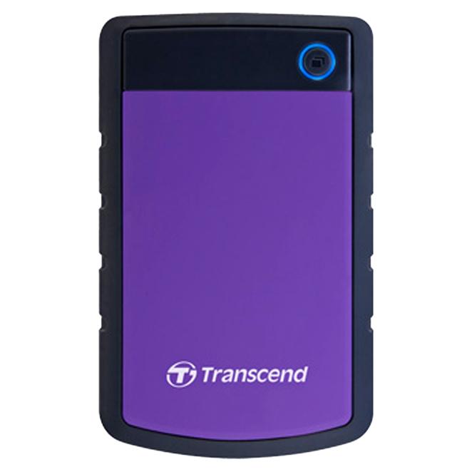 트랜센드 StoreJet 외장하드 25H3P, 4TB, 혼합 색상