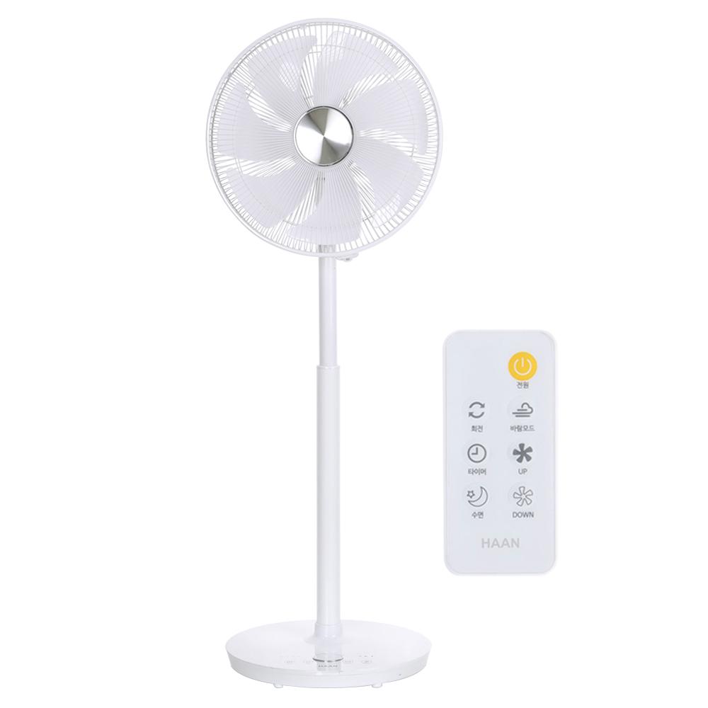 한경희생활과학 온도감지 스마트 에코 24단계 DC선풍기 HEDF-S7500
