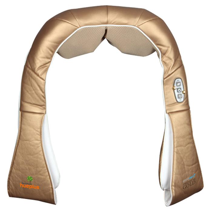 휴플러스 유무선겸용 어깨안마기 코드제로 1600 골드, CordZero-1600 GOLD