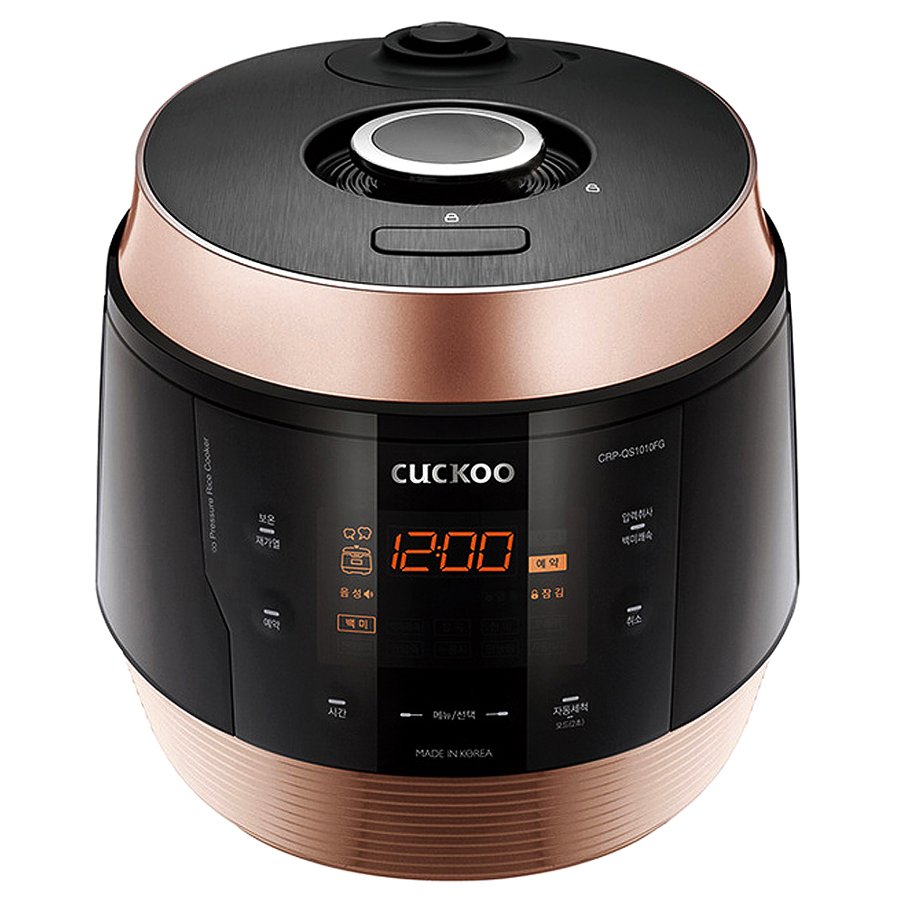 쿠쿠 10인용 열판압력밥솥 CRP-QS1010FG