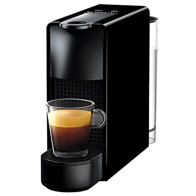 네스프레소 에센자 미니 커피머신, C30(블랙)