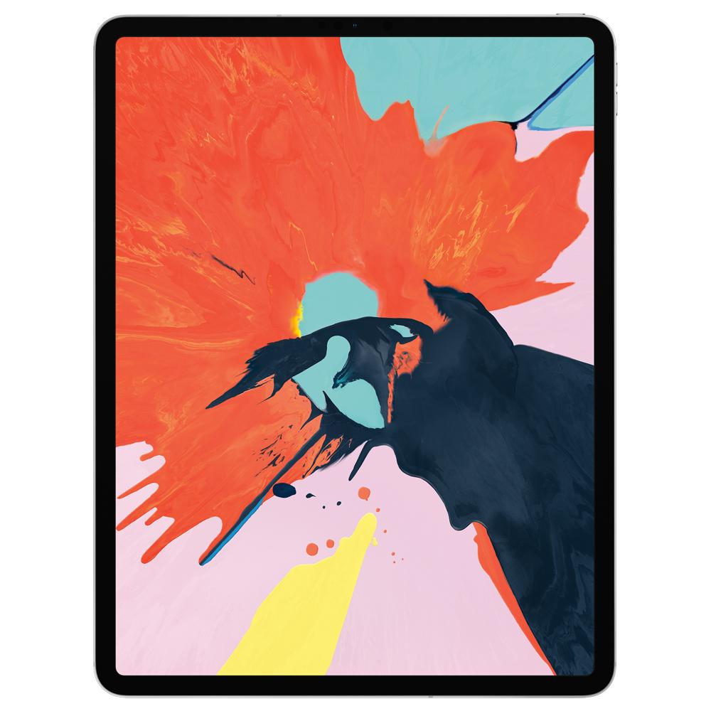 Apple 2018년 아이패드 프로 12.9 3세대 Wi-Fi + 셀룰러 512GB, 실버(MTJJ2KH/A)