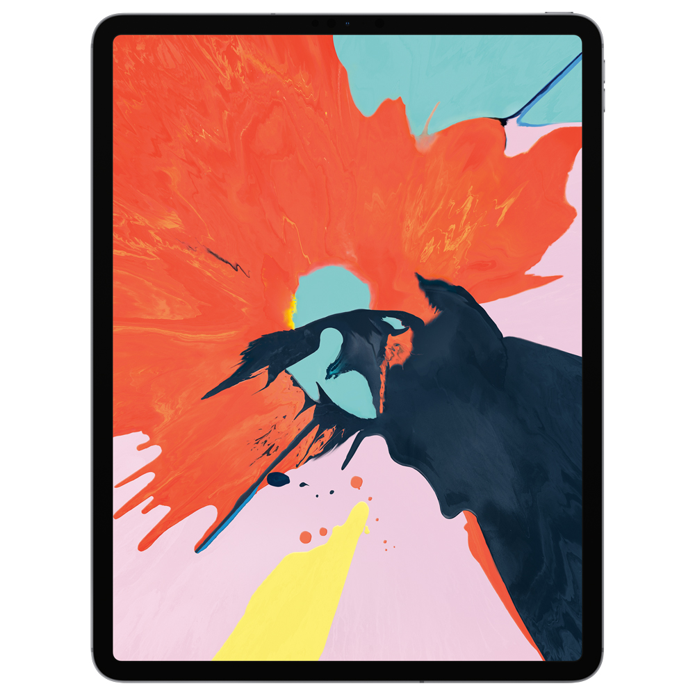 Apple 2018년 아이패드 프로 12.9 3세대 Wi-Fi + 셀룰러 256GB, A1895, 스페이스 그레이(MTHV2KH/A)