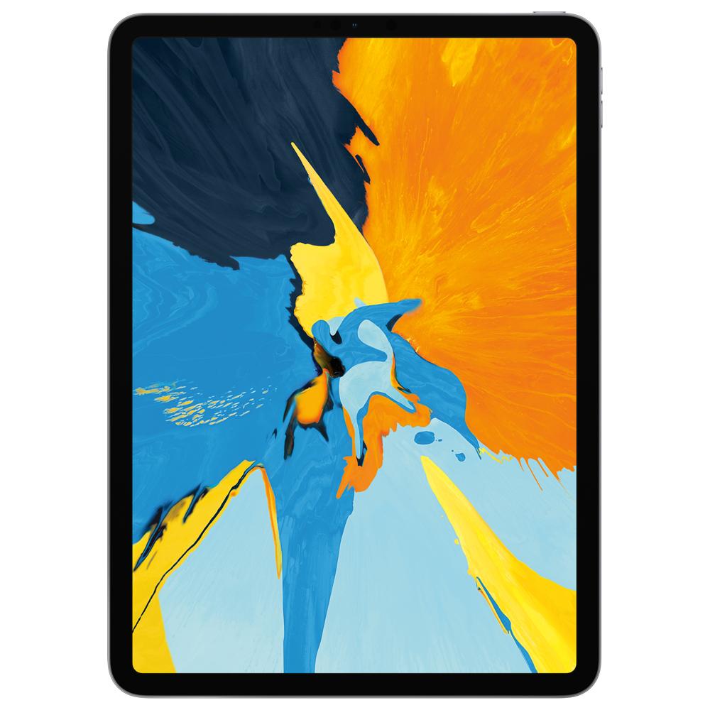 Apple 2018년 아이패드 프로 3세대 11 Wi-Fi 셀룰러 1TB, MU1V2KH/A, 스페이스 그레이