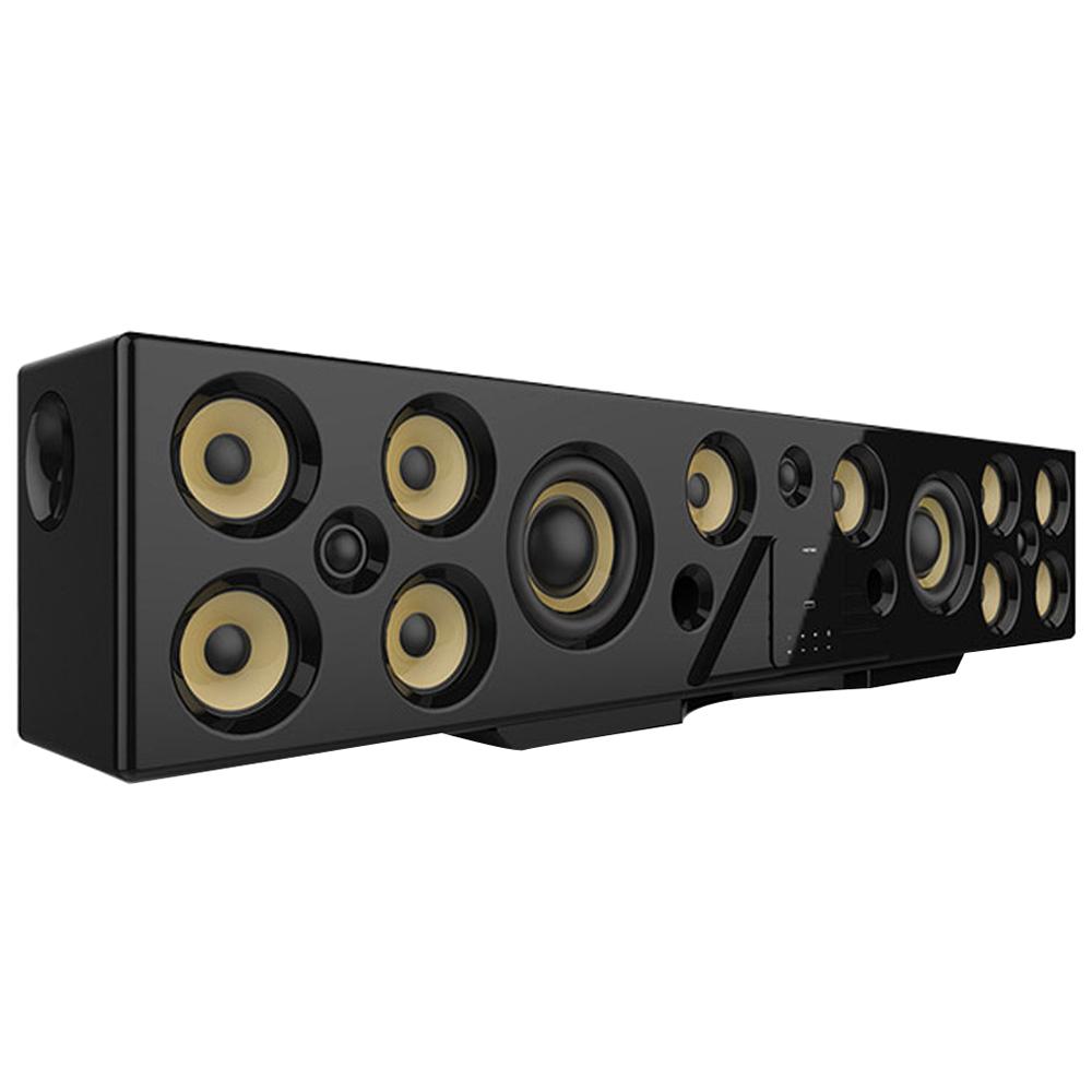 엠지텍 6.2채널 블루투스 스피커 사운드바, 락클래식 Q9900