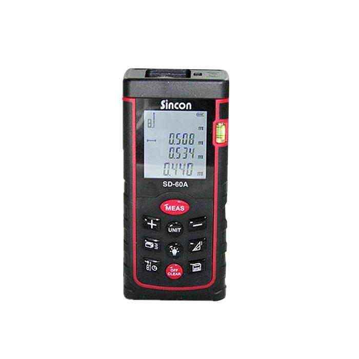 신콘 디지털 레이저 거리측정기 SD-60A