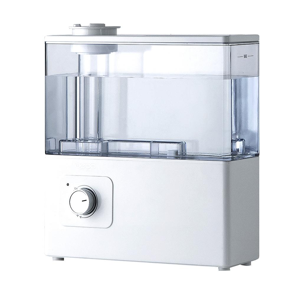 오쿠 슬림핏 초음파 간편세척 가습기 4L, OCP-HU100W