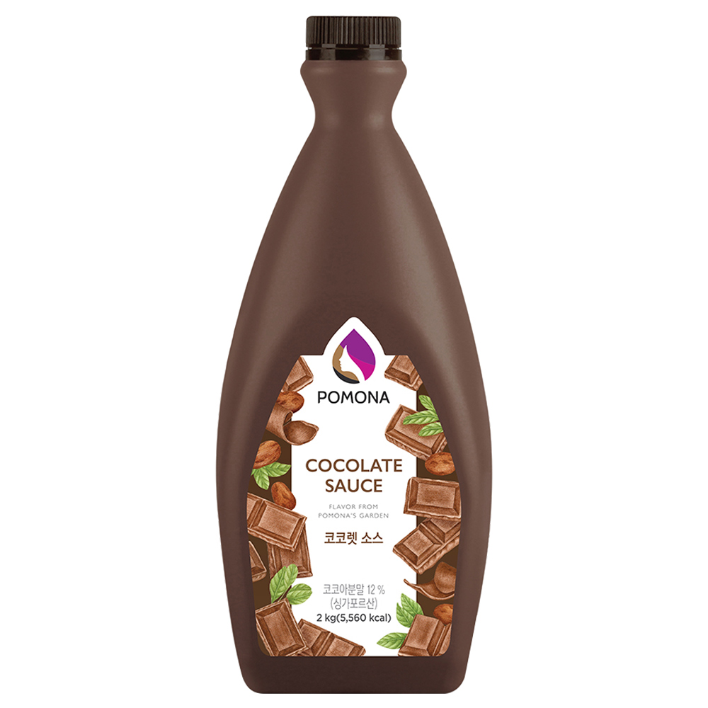 포모나 코코렛 소스, 2kg, 1개