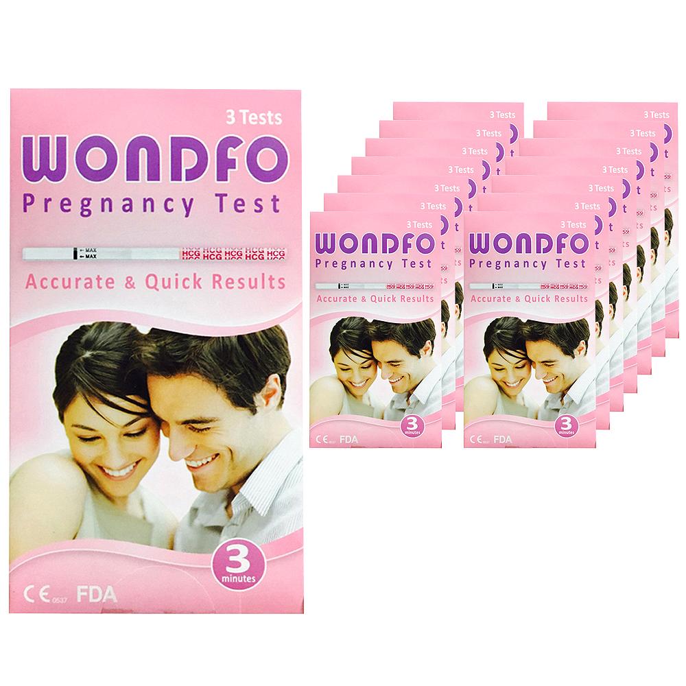 원포 임신테스트기 25mlU W1-S, 3개입, 15개
