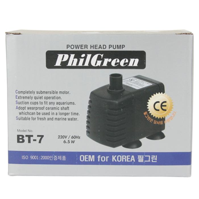 필그린 유체수중펌프 6.5W, 1개