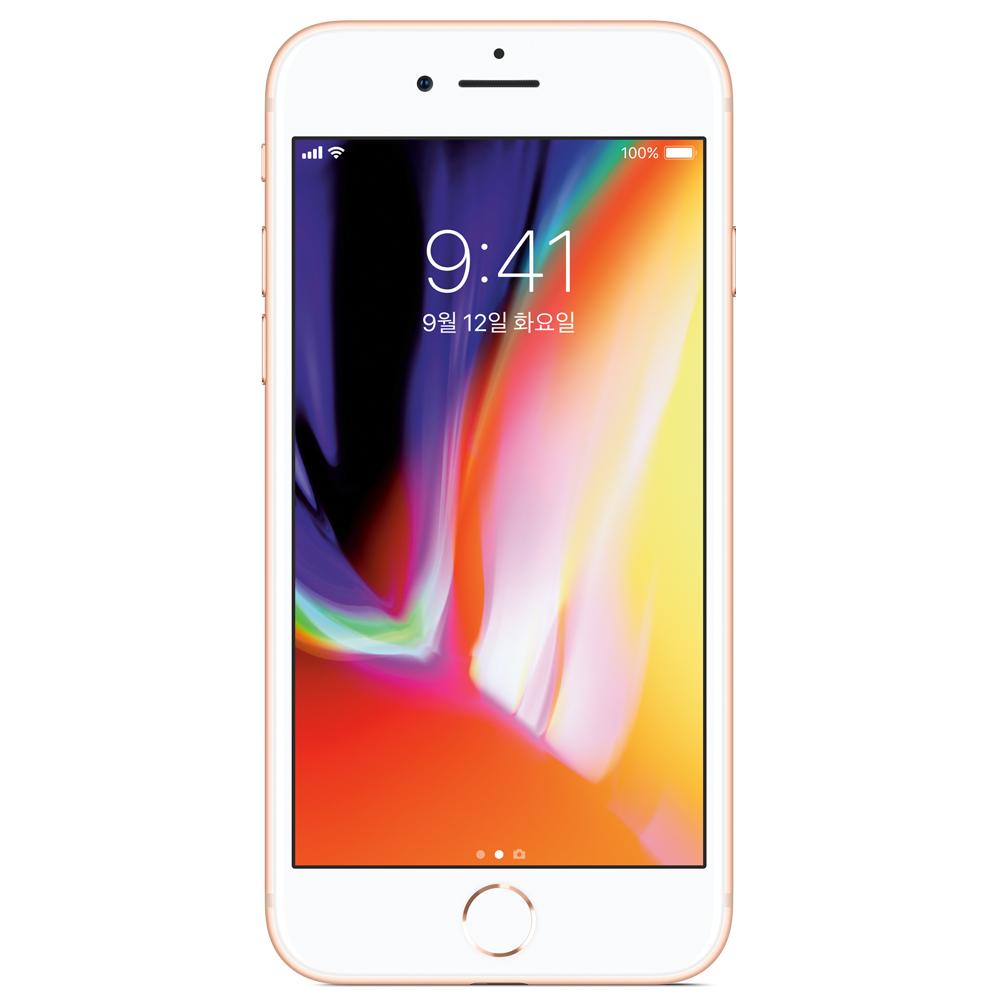 Apple 아이폰 8 공기계 64GB, 골드