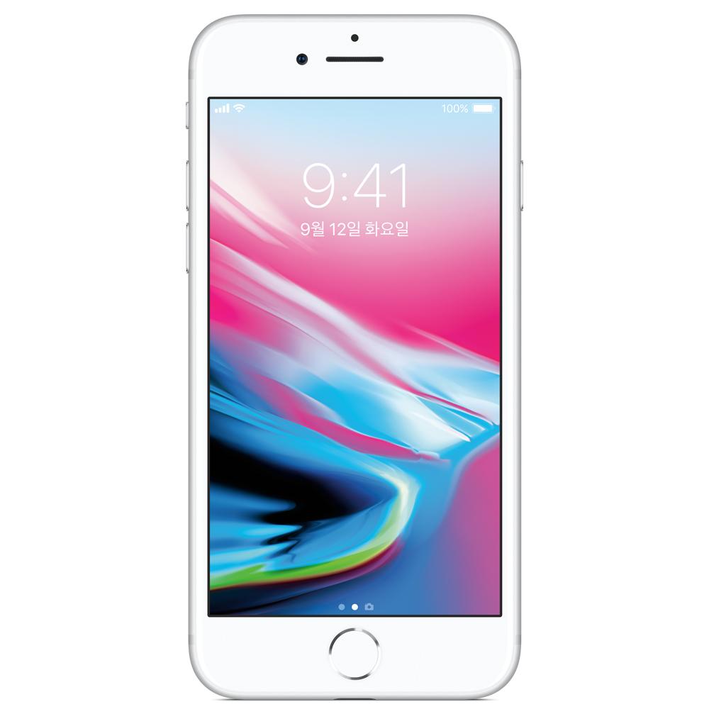 Apple 아이폰 8 공기계 64GB, 실버