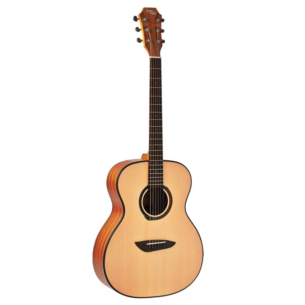 고퍼우드 어쿠스틱 기타 G110 + 구성품 11p, NS