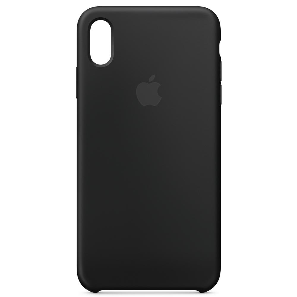Apple 정품 아이폰 XS MAX 실리콘 케이스