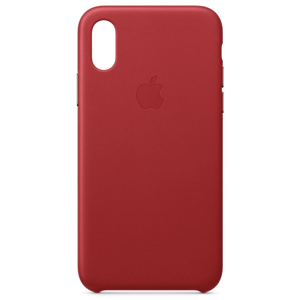 Apple 아이폰 XS 가죽 케이스