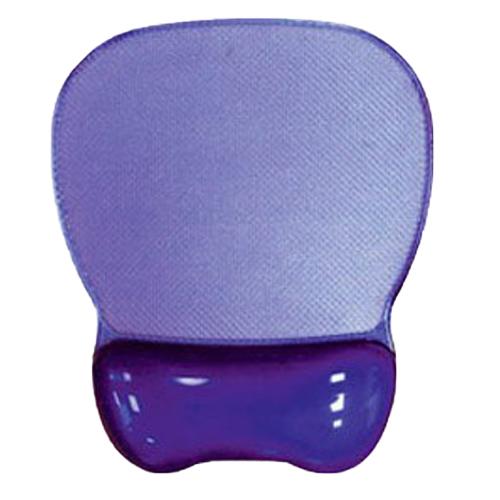 에이데이타 CGL003 크리스탈 젤 마우스패드 손목받침대 퍼플, 1개