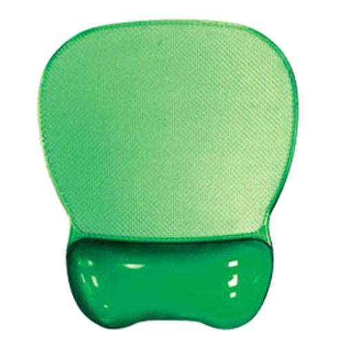 에이데이타 CGL003 크리스탈 젤 마우스패드 손목받침대 퍼플, 그린, 1개