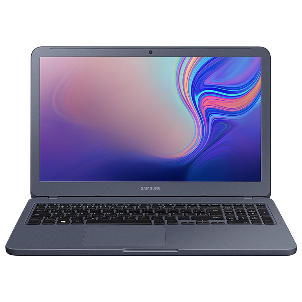 삼성전자 노트북5 NT550EBZ-AD1A (Celeron 3865U 39.6cm HDD 500GB), 4GB, Linux, 메탈릭 티탄