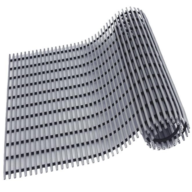 월광매트 일반형 미끄럼방지매트 60 x 150 cm, 회색, 1개