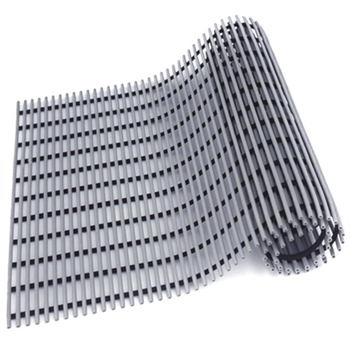 월광매트 일반형 미끄럼방지매트 90 x 100 cm, 회색, 1개