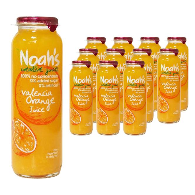 노아 발렌시아 오렌지 주스 260ml, 12개입