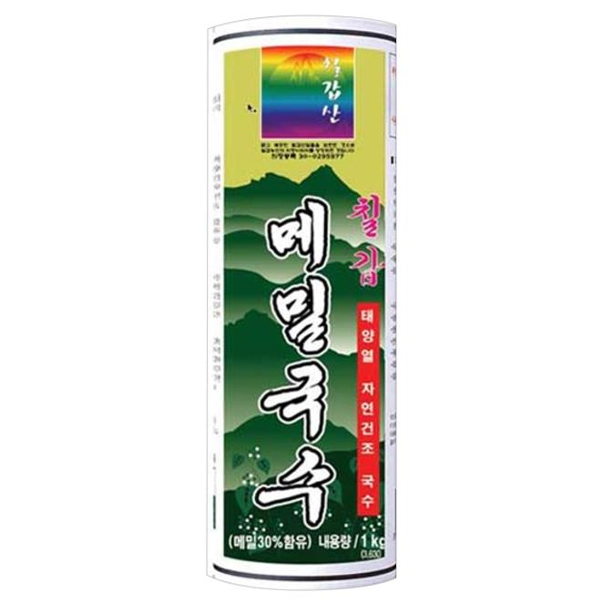 칠갑농산 메밀국수, 1kg, 1개