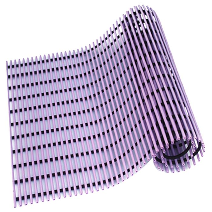 월광매트 고급형 미끄럼 방지 매트 90 x 150 cm, 보라색, 1개