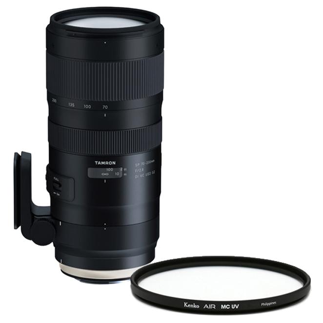 탐론 캐논렌즈 100-400mm F4.5-6.3 Di VC USD A035 + 겐코 Air MC UV 67mm 필터