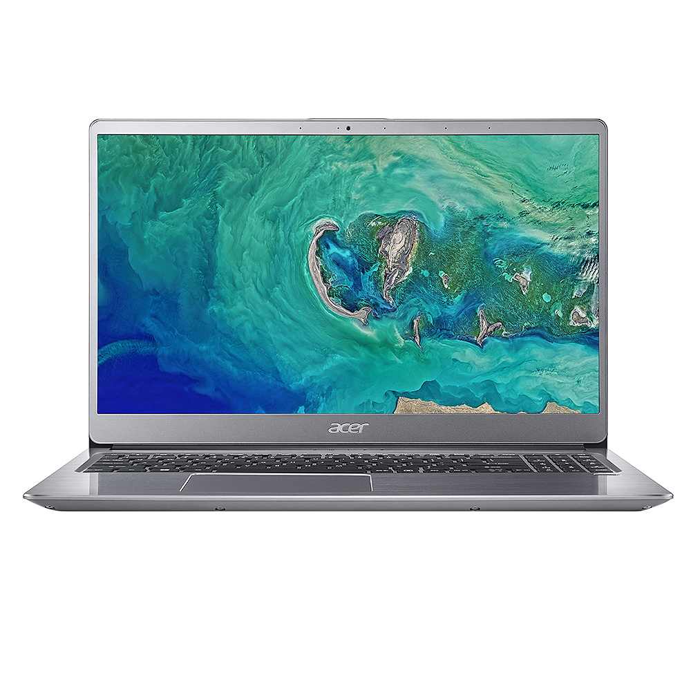 에이서 스위프트3 노트북 SF315-52 517V 실버(i5 8250U 15.6인치 39.6cm WIN 미포함 RAM 4G SSD 128G), 실버