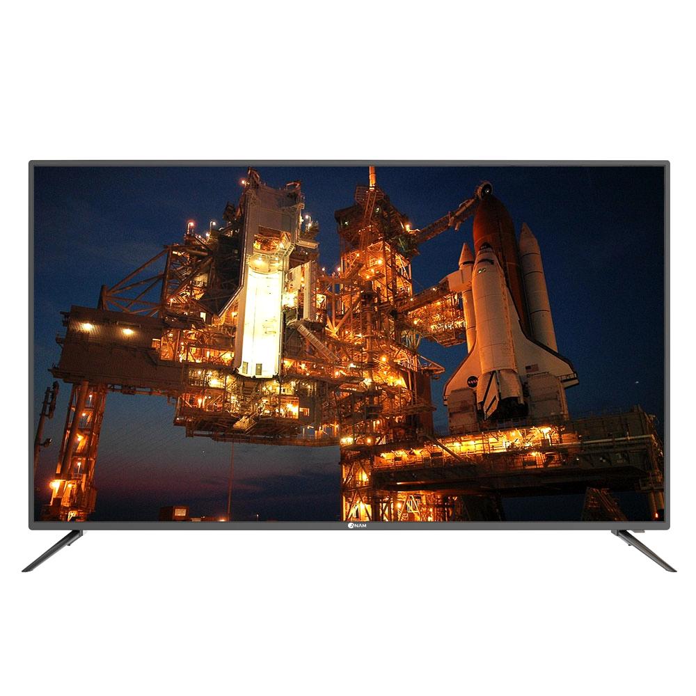 아남 FULL HD DLED 109cm BOE A급 패널 TV, D143AFC, 스탠드형