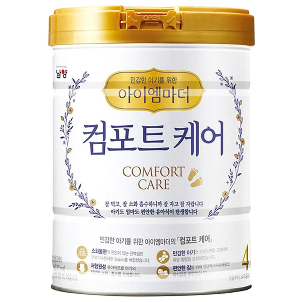 남양 아이엠마더 컴포트케어 4단계, 800g, 1개
